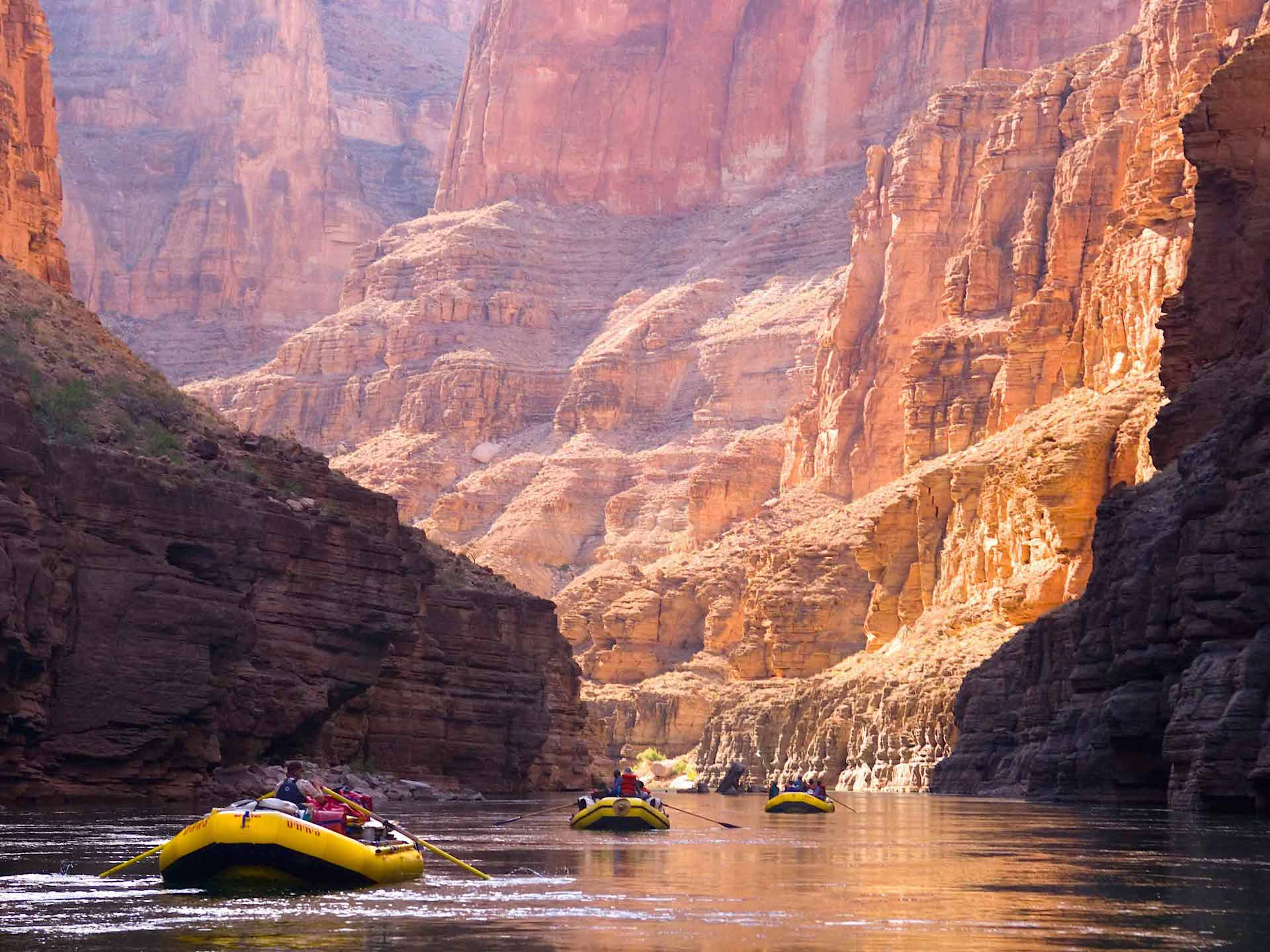best-Grand-Canyon-Tours-Rafting